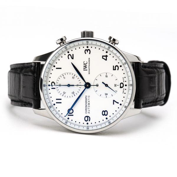"IWC Portugieser Chronograph Edition ""150 Years"""